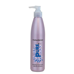 PURE color remover with pump 250 ml