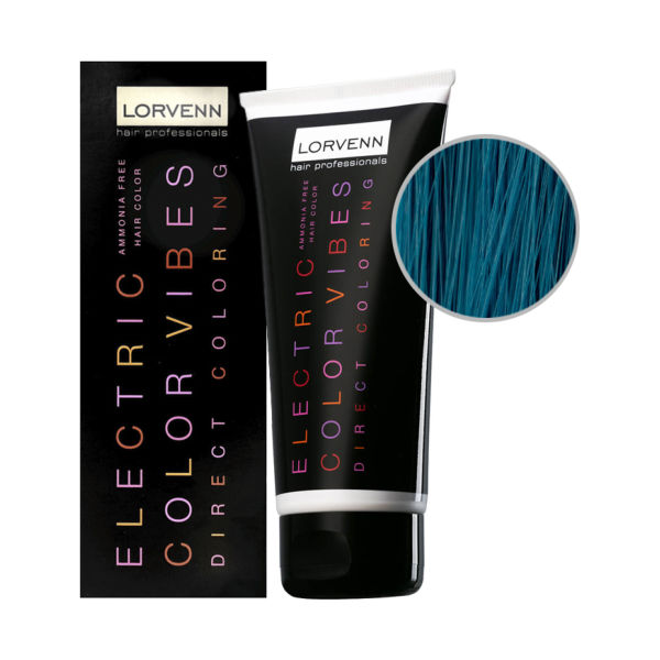 LORVENN electric color vibes 90 ml PETROL NEPTUNE