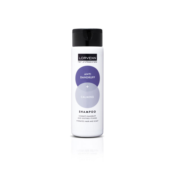 LORVENN anti-dandruff + calming shampoo 200 ml