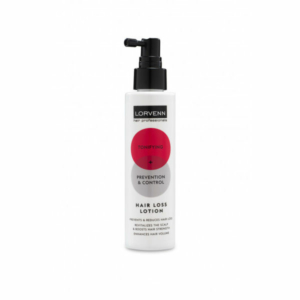 LORVENN tonifying + prevention & control hair loss lotion 150 ml