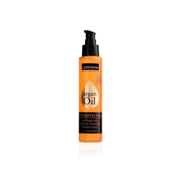 LORVENN argan oil sun protection 125 ml