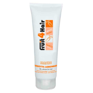 Fruit4Hair carrot-linseed mask 250 ml
