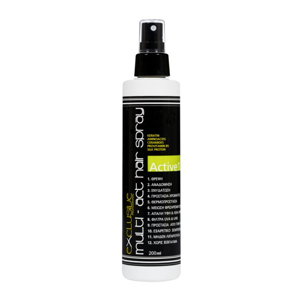 EXCLUSIVE 12-in-1 leave-in conditioner 200 ml