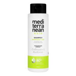 MEDITERRANEAN shampoo everyday use 350 ml