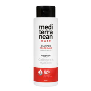 MEDITERRANEAN shampoo color save 350 ml