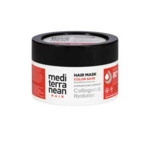 MEDITERRANEAN hair mask color save 250 ml