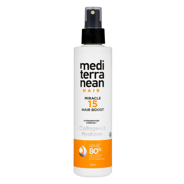 MEDITERRANEAN MIRACLE 15 hair boost 200 ml