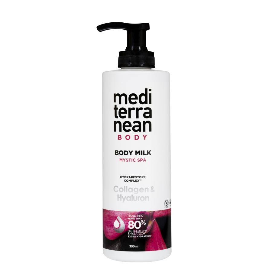 MEDITERRANEAN body milk MYSTIC SPA 350 ml