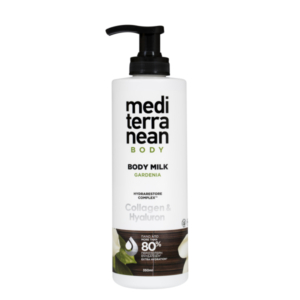 MEDITERRANEAN body milk GARDENIA 350 ml