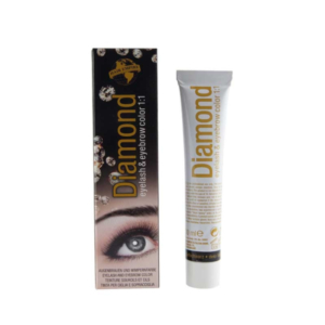 DIAMOND color eyelash & eyebrow graphite 30 ml
