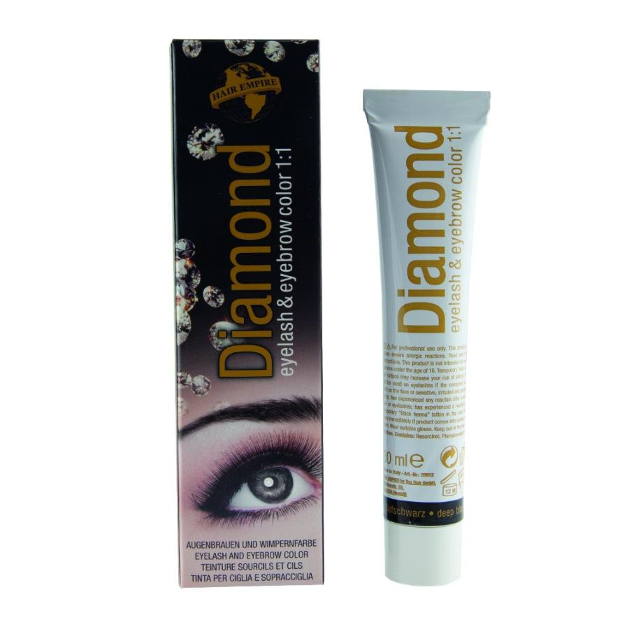 DIAMOND color eyelash & eyebrow graphite 30 ml