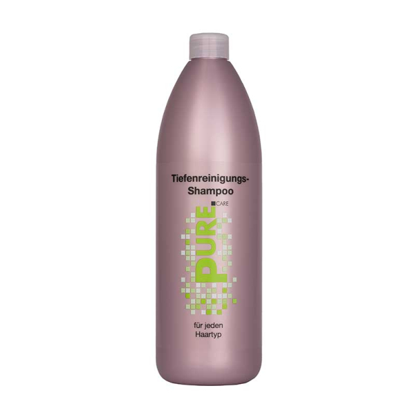 PURE deep cleansing shampoo 1000 ml