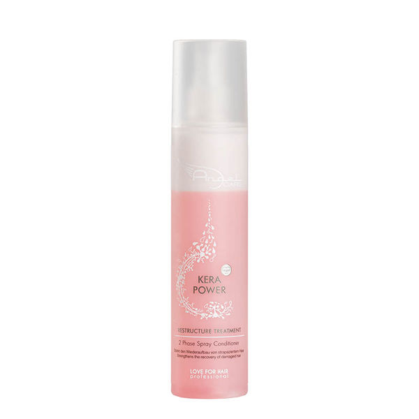 ANGEL CARE keratin restructuring spray conditioner 250 ml