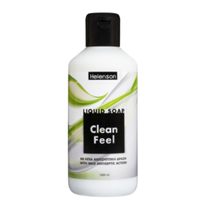 HELENSON hand soap (antiseptic) CLEAN FEEL 1000 ml